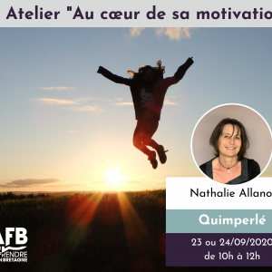 Atelier Au coeur de sa motivation